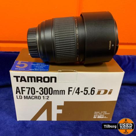 Tamron A17N II AF70-300MM Lens Met doos || Incl. garantie