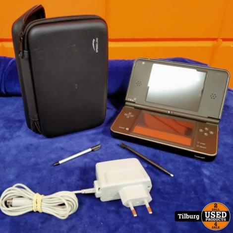 Nintendo DSI XL in hoes    Incl. garantie