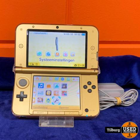 Nintendo 3DS XL Zelds E.D. In hoes || Incl. garantie