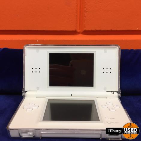 Nintendo DS Lite in doos