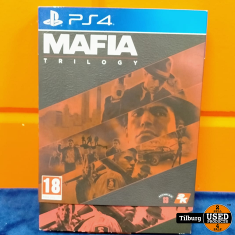 Playstation 4 Mafia Trilogy || Incl. garantie