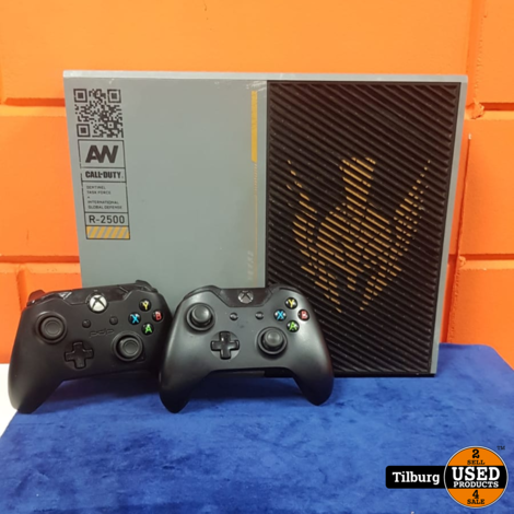 Xbox One 1TB AW Edition Met 2 Controllers en Fifa 20 || Incl. Garantie