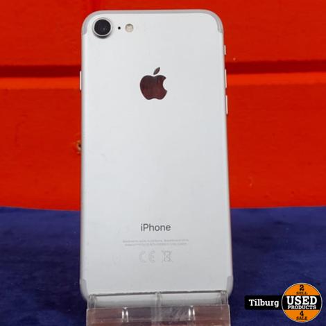 Apple iPhone 7 Zilver 32GB zonder oplader || Incl. garantie