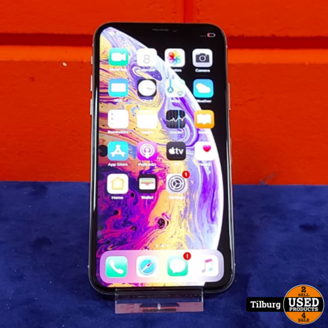 Apple Iphone XS 64GB z. lader
