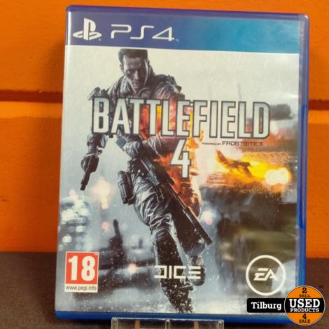 Sony PS4 Battlefield 4