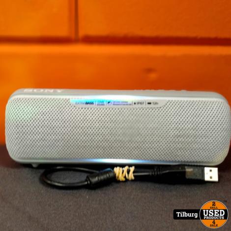 Sony srs- xb22 Bluetooth Speaker met laadkabeltje || Incl. garantie