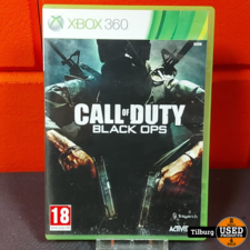 Xbox 360 Call Of Duty Black Ops    Incl. garantie