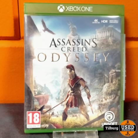 Xbox One Assassins Creed Odyssey || Incl. garantie