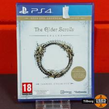 PS4 Spel The Elder Scrolls: Tamriel Unlimited    Incl. garantie