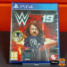PS4 Spel WW 2K19    Incl. garantie