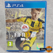 PS4 4 Spel Fifa 17 || Incl. garantie