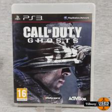 Playstation 3 Call of duty Ghost || Incl. garantie