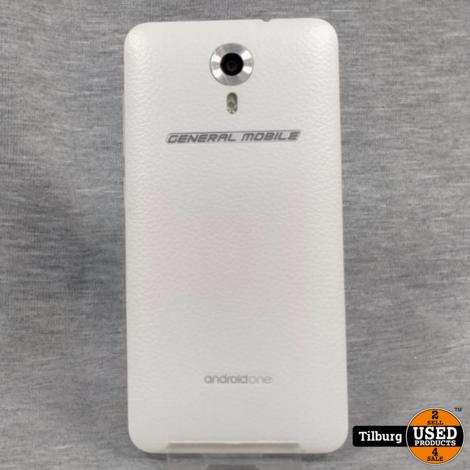General Mobile 4G Dual || Incl. garantie
