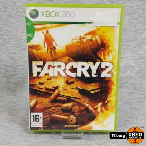 Xbox 360 farcry 2 || Incl. garantie