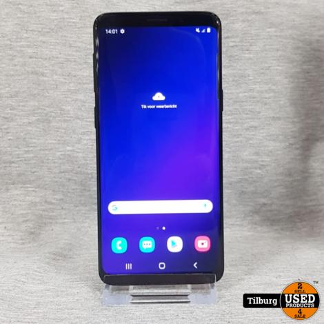 Samsung Galaxy S9 64GB  Zwart || Incl. garantie