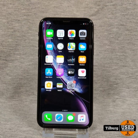 Apple Iphone XR 128GB zonder lader
