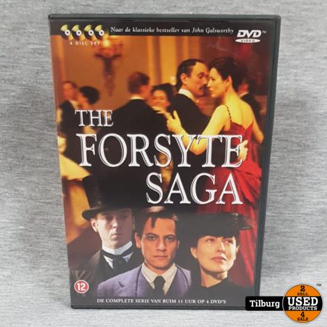 The Forsyte Saga Complete Serie || Incl. garantie