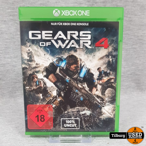 Xbox One Gears of War 4 || Incl. garantie