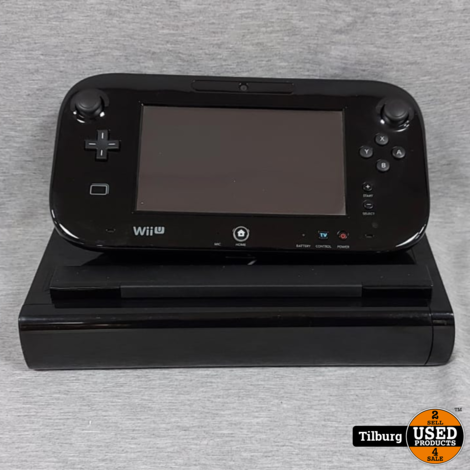 Nintendo Wii U Met Accessoires    Incl. garantie