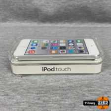 Apple ipod touch (6th generation) 16gb met oplader in doos