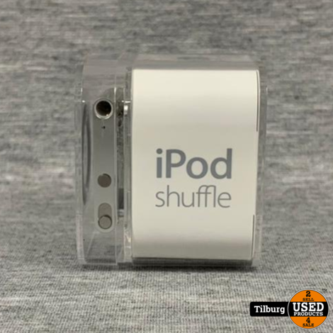 Apple ipod shuffle 2gb met oplader in doos