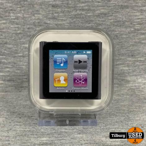 Apple ipod nano 8gb nieuw in doos || Incl. garantie