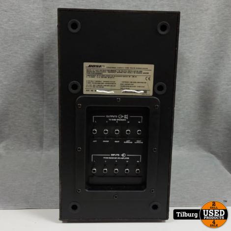 Bose Surround Set 5.1 Incl. Kabels 4x Speakers || Incl. garantie