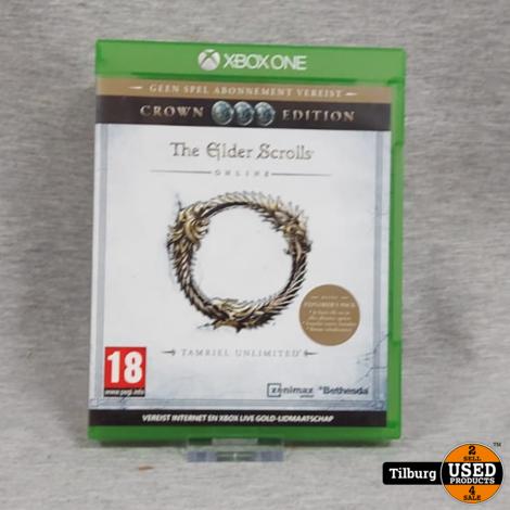 Xbox One Spel Elders scroll || Incl. garantieXbox One Spel Elders scroll