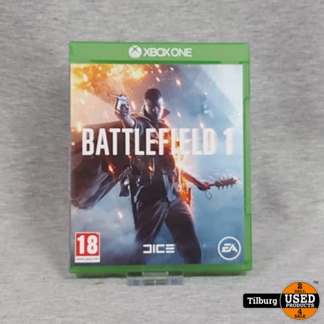Xbox One Battlefield 1 || Incl. garantie
