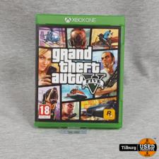 Xbox One GTA 5 || Incl. garantie