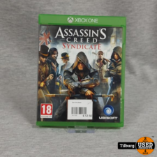 Xbox One Assassins Creed: Syndicate    Incl. garantie