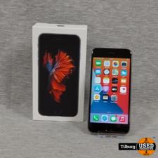 iPhone 6s Space Grey 64GB in Doos