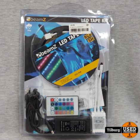 Beamz Led Tape Kit In Blister || Incl. Garantie