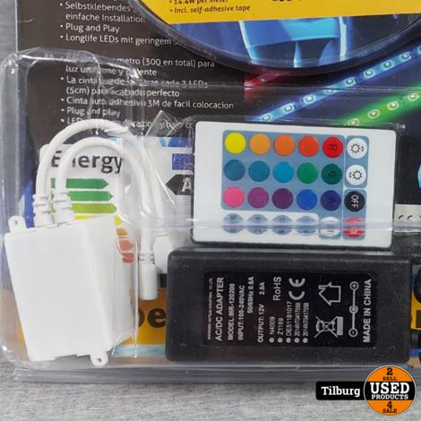 Beamz Led Tape Kit in Blister ( open ) || Incl. Garantie