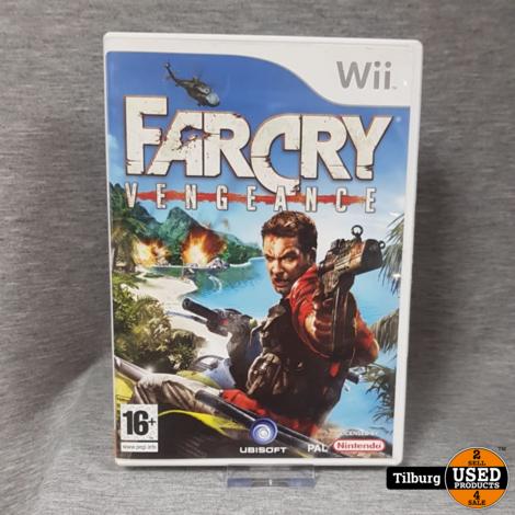 Nintendo Wii: Far Cry Vengeance || Incl. garantie
