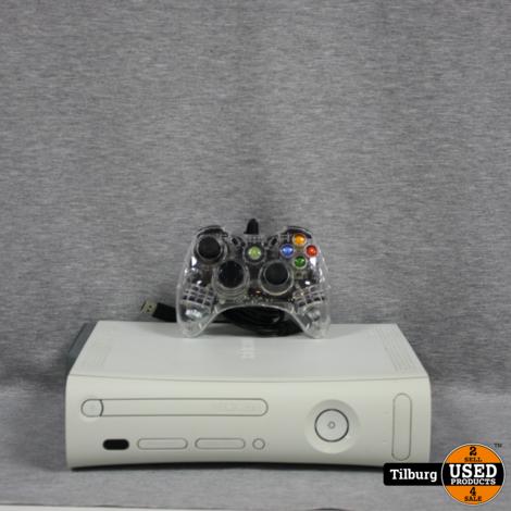 Xbox 360 Arcade 60GB + Controller
