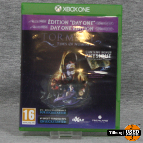 Torment Tides Of Numenera XBOX ONE || Incl. Garantie