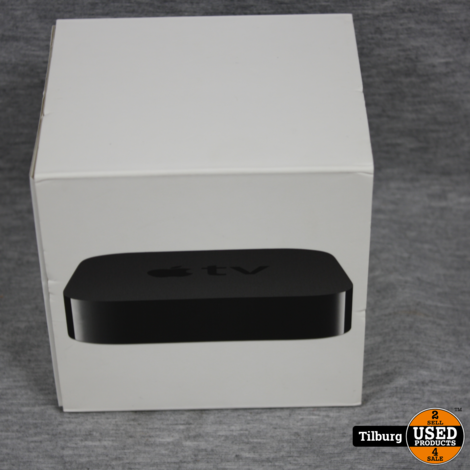 apple tv new in doos || Incl. Garantie