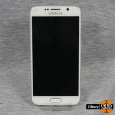 Samsung Samsung Galaxy S6 Wit 32GB met oplaadkabel