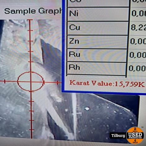 14KT Gouden Ketting 3.48GR