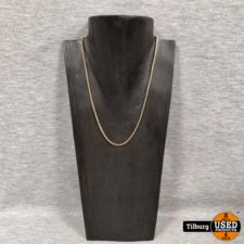 14KT Gouden ketting 9.2 gram