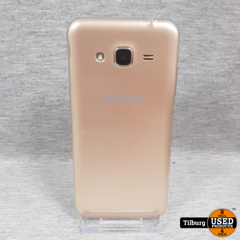 Samsung Galaxy J3 2016 Gold 8GB || Incl. garantie