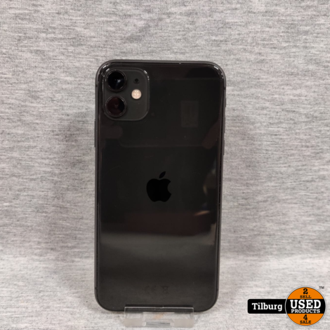 Apple iPhone 11 64GB (In gebruiktesstaat)