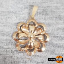 14Kt. Gouden Hangertje 2.64 Gram || Incl. garantie