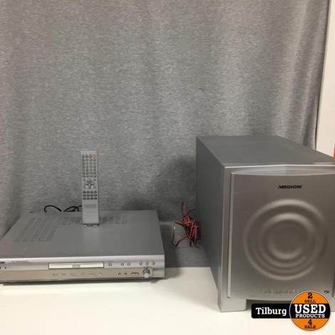 dvd-thuisbioscoop medion MD 40355 || Incl. Garantie