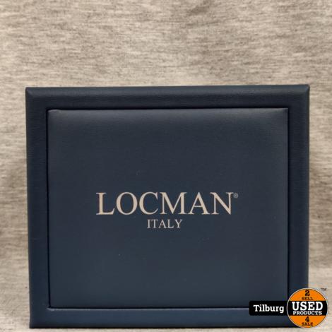 Locman Stealth zgan in doos met papieren