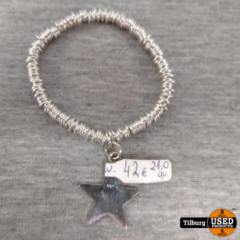 Zilvere Armband 21GR