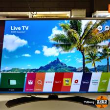 LG 43UH668V Smart TV incl 2 Afstandbedieningen || Incl. garantie