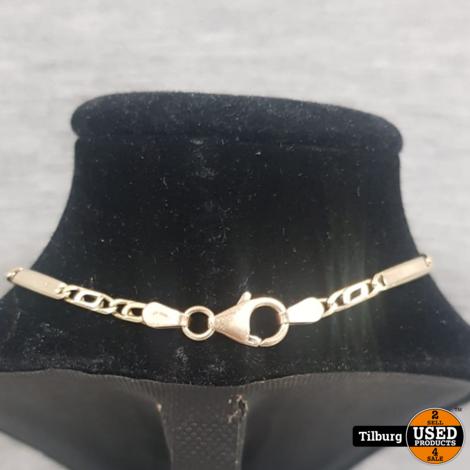 14KRT Gouden Armband 4.03 Gram