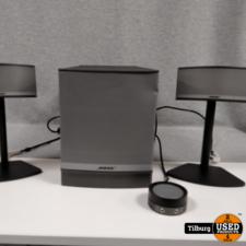 bose bose companion 5  2.1 met speaker en subwoofer en kabels    Incl. Garantie